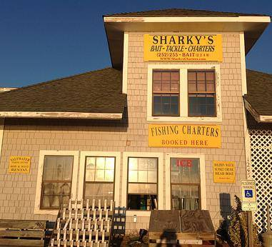 Sharky's Bait, Tackle and Charter Booking